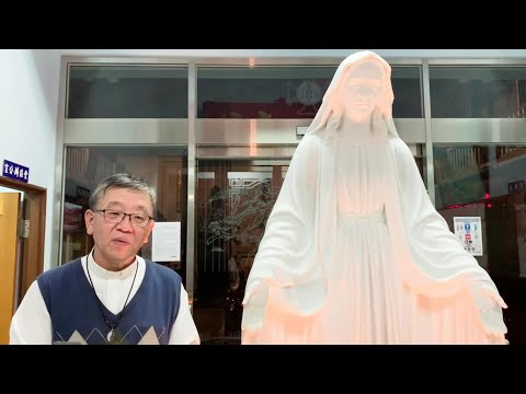台南教區新任主教李若望接受真理電台專訪