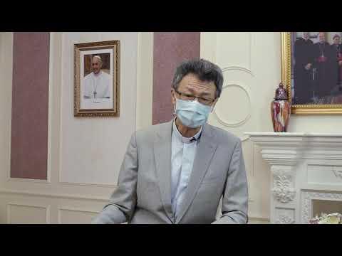 陳科神父談首屆「世界祖父母和年長者日」