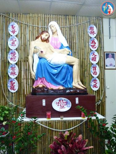 窮人聖母朝聖地