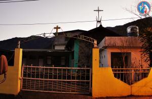 利稻天主堂